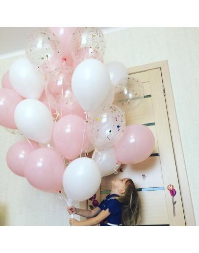 Облако розовое