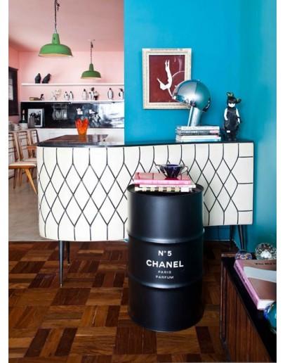 Бочка Chanel M Black