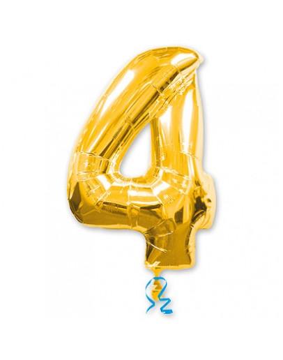 Фольгированная 4 Gold