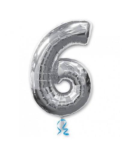 6 Цифра Slver