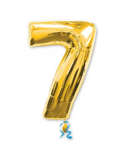 Фольгированная 7 Gold