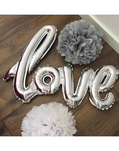 Love серебро