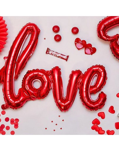 Love red
