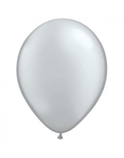 Латексный шар Silver